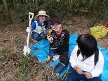 麦の穂2013-426 屋外活動