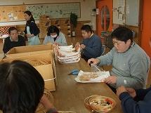 麦の穂2013-123 外注作業